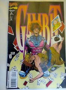 GAMBIT-2-Jan-1994-Comic-Book-MARVEL-COMICS-X-men-Higher-grade