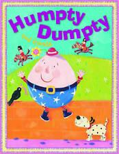 Humpty Dumpty and Friends (Nursery Library), Belinda Gallaher, New Book