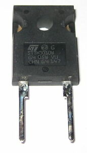 30-Amp-1000-V-Diode-STTH3010W-TO-247-1-000-Volt-30-A-Tj-175C-42ns