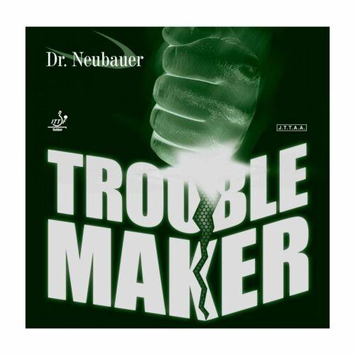 Dr Neubauer Troublemaker Tischtennisbelag NEU und OVP zum Sonderpreis