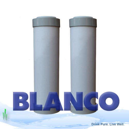Blanco Filtra Fresh Replacement Water Filter Cartridge BM//FILTRA//01-2 Pack