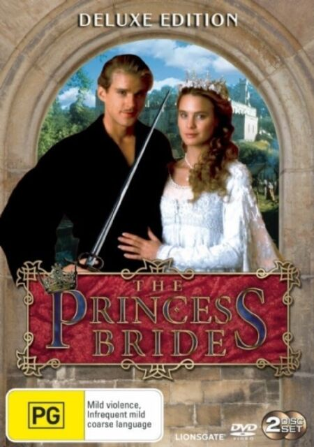 The Princess Bride (DVD, 2008, 2-Disc Set)