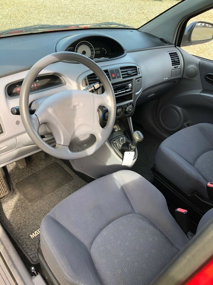 Hyundai Matrix 1,6 GL Van Benzin modelår 2006 km 184000 ABS