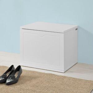 Sobuyarmario Zapatero Banco dos estantes para zapatos blanco H41cm Fsr46-w es