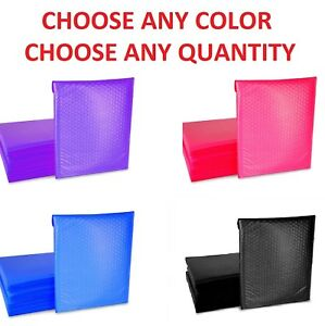 0 6x10 Poly Bubble Mailers Shipping Mailing Padded Bags Envelopes