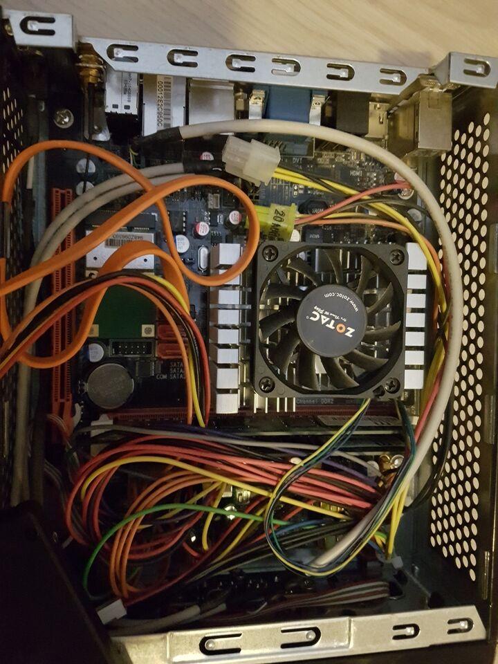 Andet mærke, Zotac ION, AMD Ghz