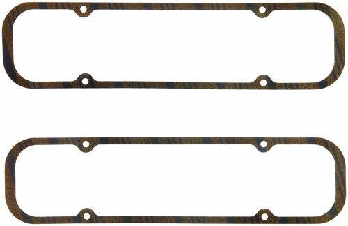 FEL-PRO BOP V8 Cork//Rubber Valve Cover Gasket 2 pc P//N VS50005C