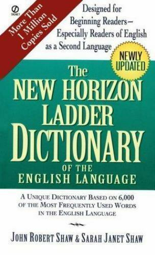 The New Horizon Ladder Dictionary of the English Language
