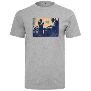 Wu shirt T Échecs Hip Hop wear qqaR8