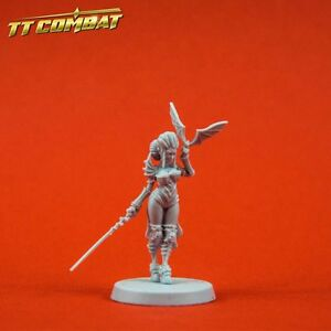 Ttcombat-FH002-Vampiro-Condesa-en-Miniatura-Ideal-Para-fantasia-Wargames