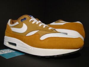 Nike Air Premium Max 1 Retro Curry Marr q7HTqxr