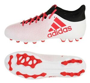 new style 69463 ba7d3 Image is loading Adidas-Men-X-17-3-AG-Tech-fit-