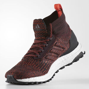 aab0d38253597 Details about Adidas UltraBOOST All Terrain, Men's Size 12-13 D,  DarkBurgundy/Black S82035 NEW