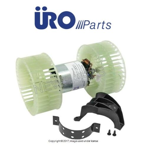 For Mercedes W124 300CE E500 Climate Control Blower Fan Motor Assembly URO