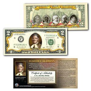 Genuine Legal Tender Colorized U.S LEO Horoscope Zodiac $2 Bill