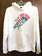 048b8f4bd North Face IC USA Pullover Hoodie Womens A35aa-dyx Grey White Hoody ...