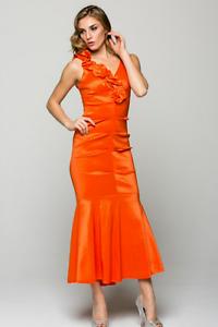 La Scala USA Evening Tank Dress Size M
