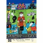 Pop up and Go 9781468578515 by Carl Leckey MBE Hardcover
