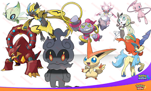 Game Zeraora Event Uk Related Keywords & Suggestions - Game