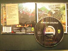 "Black Oak Arkansas ""Street Party"" 1995 Sequel – RSA CD 829  rare cd"