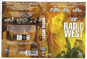 RADIO-WEST-2003-dvd-ex-noleggio