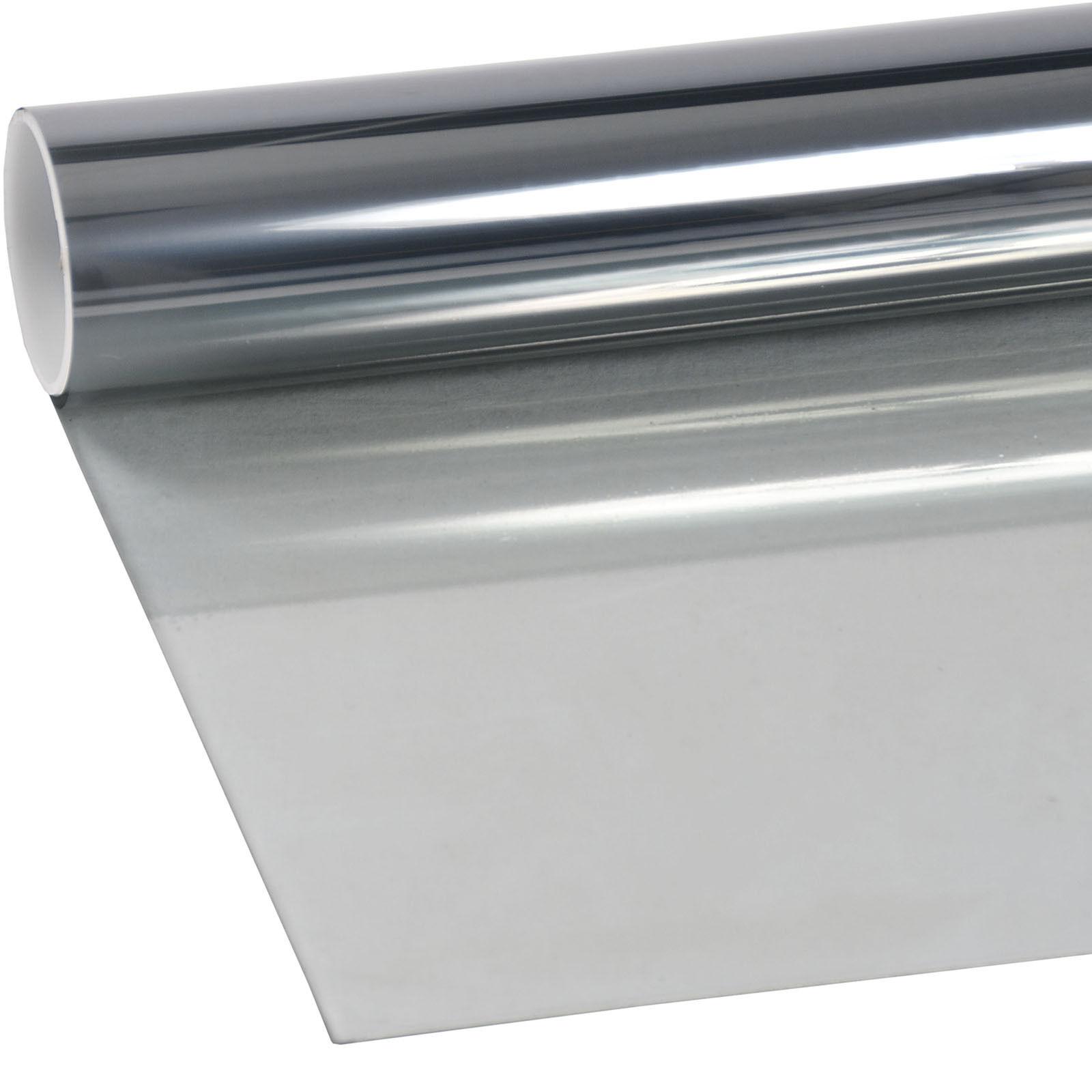 Clear Sticky Back Plastic Emergency Glass Safety Repair Window Film 76cm x 4m