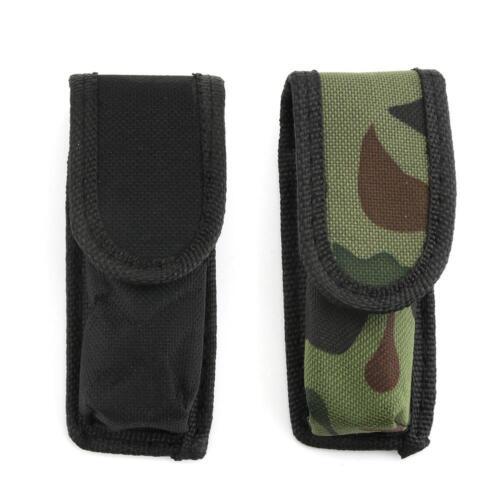 Nylon Holster Holder Belt Pouch Case Bag for SK68  Flashlight Mini Torch XI