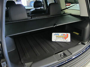 2007-2017 jeep compass patriot cargo area security tonneau cover