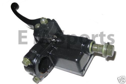 Dirt Pit Bike Parts Master Cylinder Brake Lever 125cc 138cc 140cc 150cc 200cc
