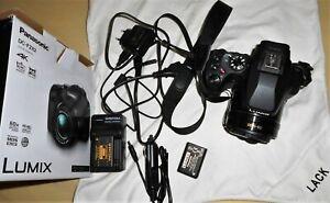 Lumix DC - FZ 82 Panasonic Digital Bridgekamera 4K wie neu