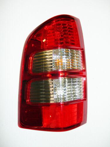 06-09 Ford Ranger Pickup ER61 2.5TD//ER69 3.0TD Arrière Queue Lampe grappe L//H N//S