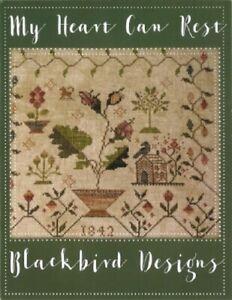 My-Heart-Can-Rest-Blackbird-Designs-New-Cross-Stitch-Chart