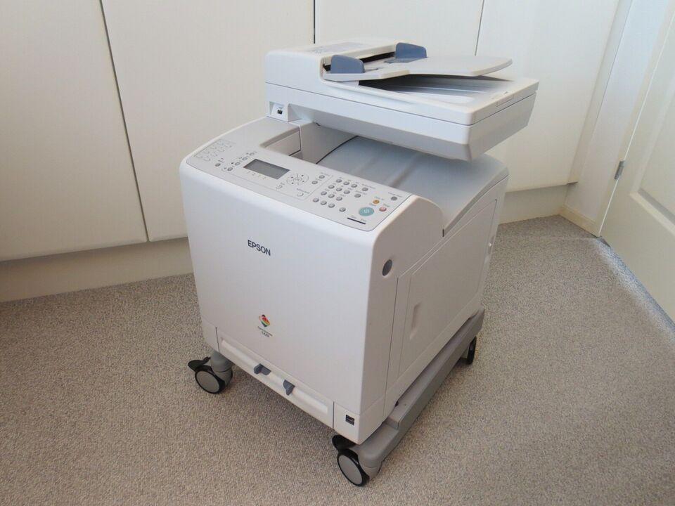 Epson CX29NF farve laserprinter multifunktion