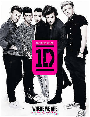 1 of 1 - One Direction: Where We Are (100% Official) by One Direction