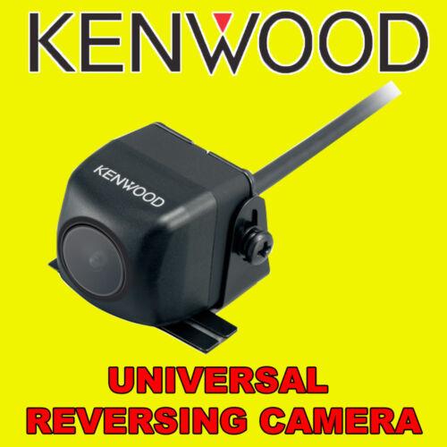 KENWOOD Universal Coche Furgoneta trasera vista cámara de marcha atrás para monitores pantallas de Av