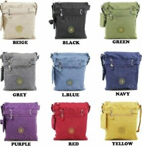 Details About Womens Cross Body Messenger Bags Las Waterproof Over Shoulder Work Bag Uk