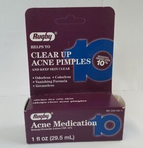 Rugby-Acne-Medication-Treatment-Benzoyl-Peroxide-10-1oz-Exp-Date-01-2022
