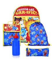 a1b7cb369e item 1 NEW Daniel Tiger s Neighborhood 5 Piece Backpack School Set TX30680  -NEW Daniel Tiger s Neighborhood 5 Piece Backpack School Set TX30680