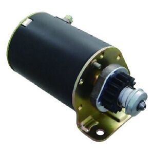 Details about STARTER fits Briggs Stratton 10 - 12.5 hp ( 14 Tooth on