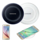Original Qi Wireless Charging Pad Charger For Samsung Galaxy S6 S7Edge S8 Note 5