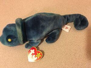 ty original Rainbow beanie baby retired Collectible /& Rare!