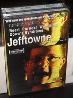 Jefftowne (dvd) Daniel Kraus, Jeff Towne, Genevieve Lutgen, Troma Dvd
