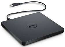 Dell External Portable USB Slim DVD+/-RW 5MMCG Optical Drive DVD/CD Writer Box