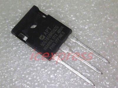 1PCS APT10050B2VRG   TO-247 1000V 21A  NEW
