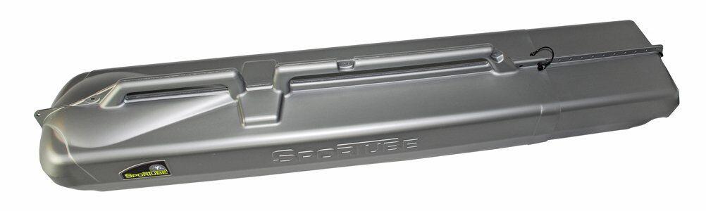 Sportube Series 2 Platinum Deluxe Hard Sided Ski Case - Platinum, 28 X 15 X 130