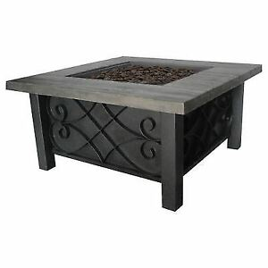 Buy Bond 67531 Marbella Gas Fireplace Steel Firebowl Online Ebay