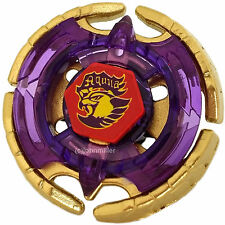 Limited Edition GOLD Earth Eagle Aquila WBBA Beyblade - USA SELLER! FREE SHIP!