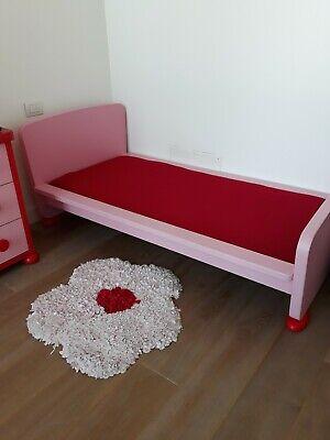 Letto Mammut Ikea.Letto Bambina Rosa Mammut Ikea Ebay