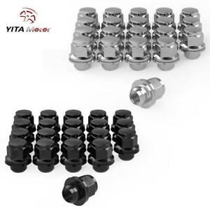 "YITAMOTOR 20/24 PCS Mag Seat Lug Nuts 12X1.5 for Toyota Lexus 6x5.5"" Wheels"