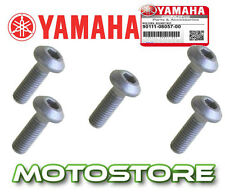 GENUINE REAR DISC ROTOR MOUNT BOLTS SCREWS SET YAMAHA XJ6 F 2010-2011